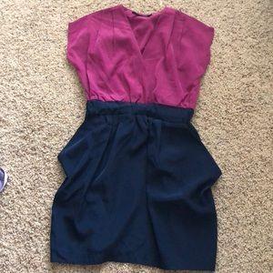 Ali & Kris dress